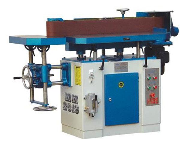 Шлифовальный станок вертикальный с осцилляцией MM 2615, MM2620