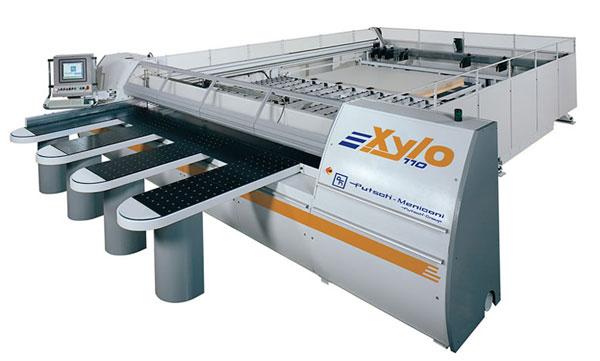 Пильный центр с ЧПУ Xylo 110