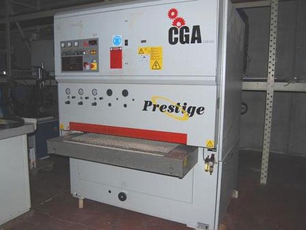 Калибровально-шлифовальные станки CGA