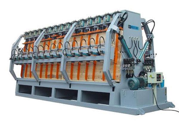 Гидравлические пресса для бруса от 2500 мм до 6200 мм МH2925, MH2931,MH2946, MH2962