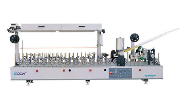 Станок для окутывания погонажных изделий GDWM 300D