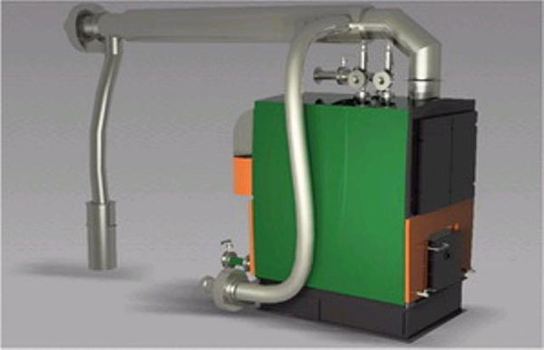 Котлы отопительные водонагревательные Кригер КВм(а) - 0,82