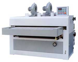 Станок для очистки поверхности заготовки DRM-1300