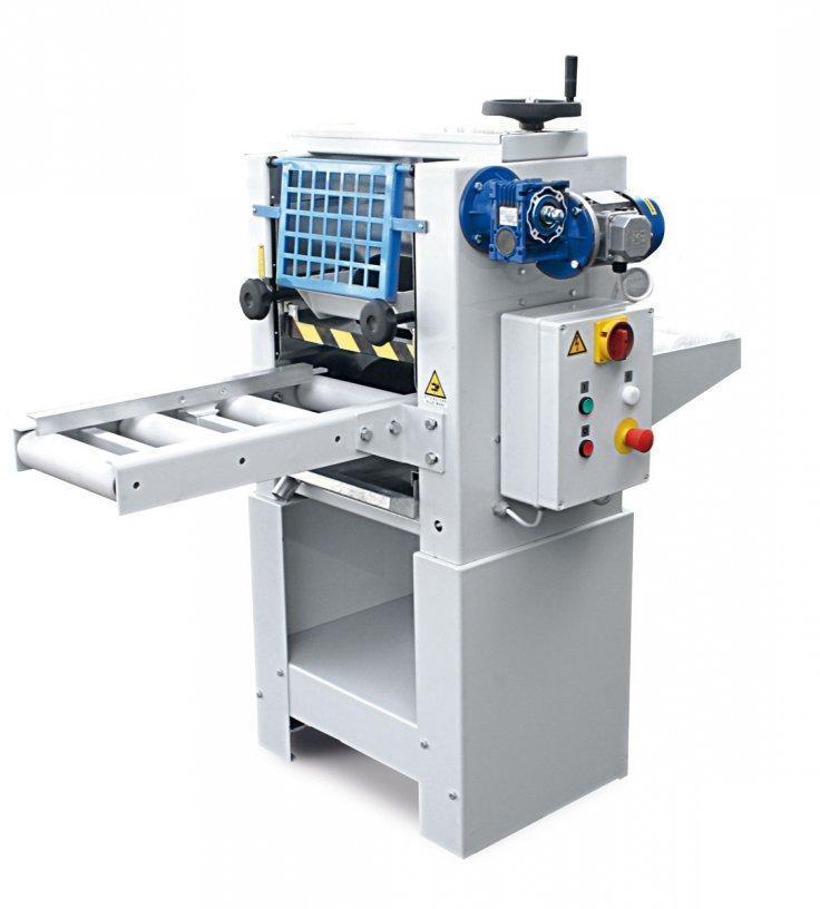 Двухсторонний клеенаносящий станок до 250мм SBR-250