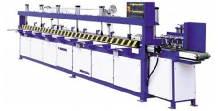 Пресс для сращивания по длине автоматический от 3 до 6 м MHB1545A, MHB1560A